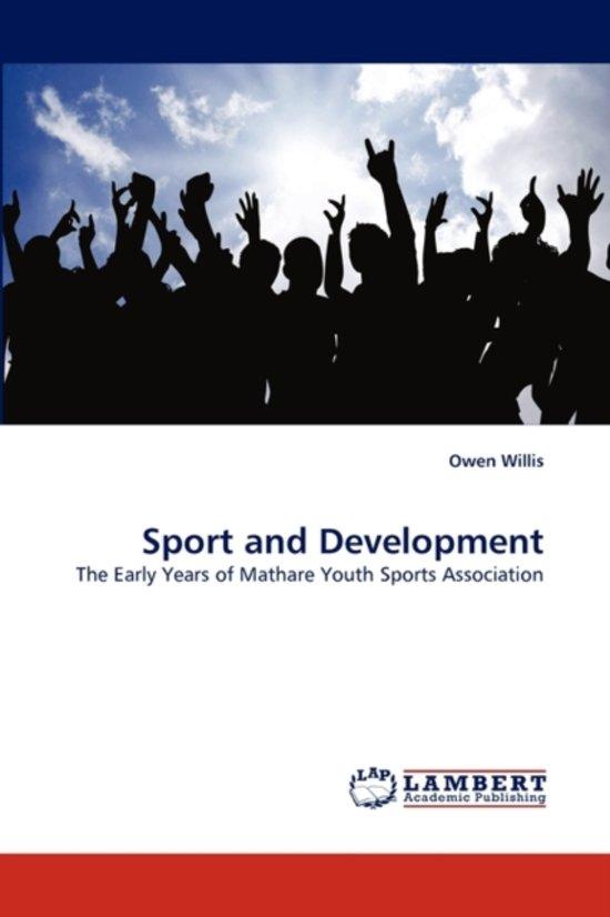 Sport and Development