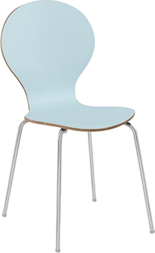 Initial Fusion - Vlinderstoel - Blauw