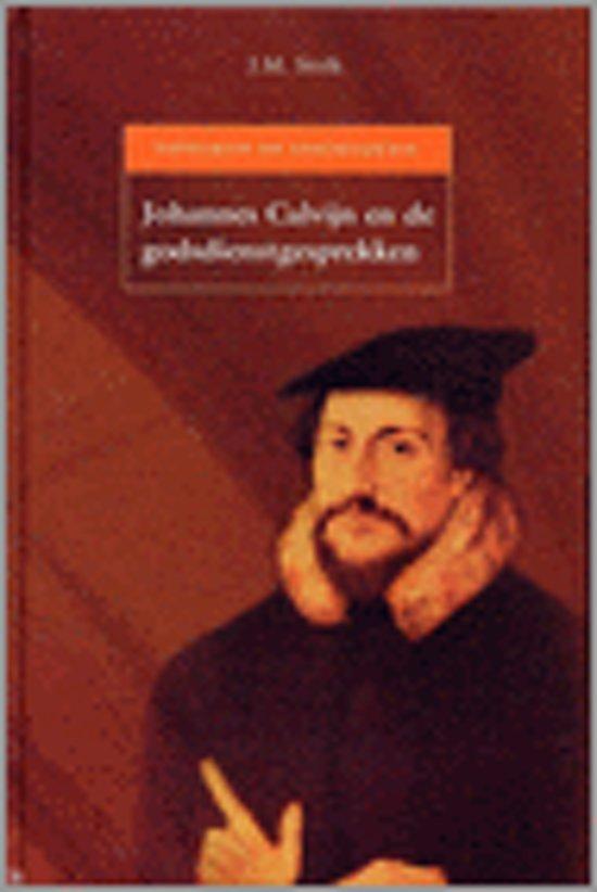 Boek cover Johannes Calvijn En De Godsdienstgesprekken Tussen Rooms-Katholieken En Protestanten In Hagenau, Worms En Regensburg (1540-1541) van Johannes Maarten Stolk (Hardcover)