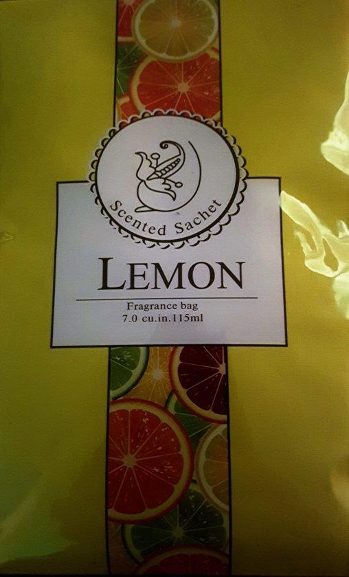 Vitenet ® Lemon geurzakje 20 gram