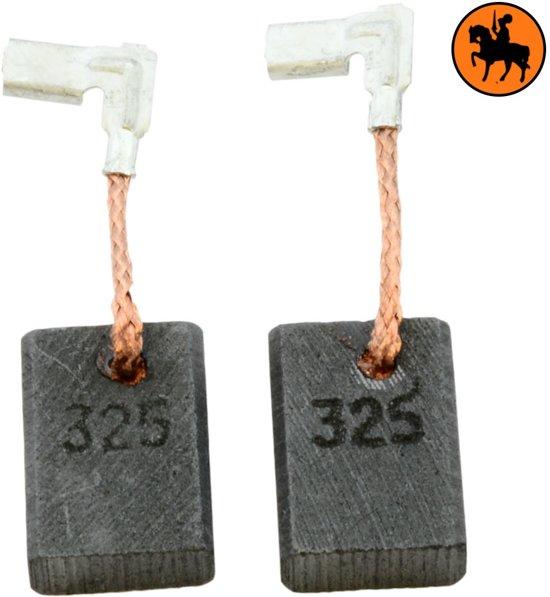 Koolborstelset voor Makita Hamer HR3210C - 5x11x15,5mm