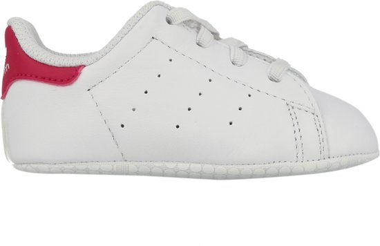 82710b3e990 adidas Originals Stan Smith Crib - Sneakers - Kinderen - Maat 18 - Wit