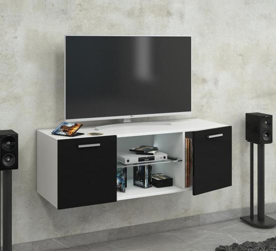 Bolcom Hangend Zwevend Tv Meubel Jusa Premium Hoogglans