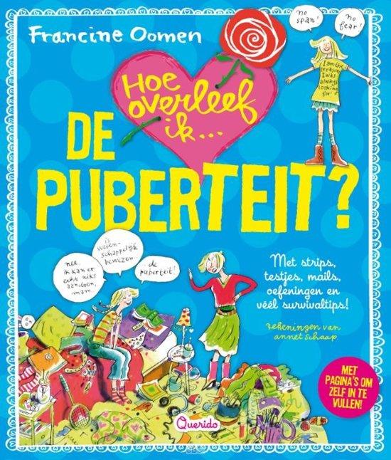 boeken over puberteit voor ouders