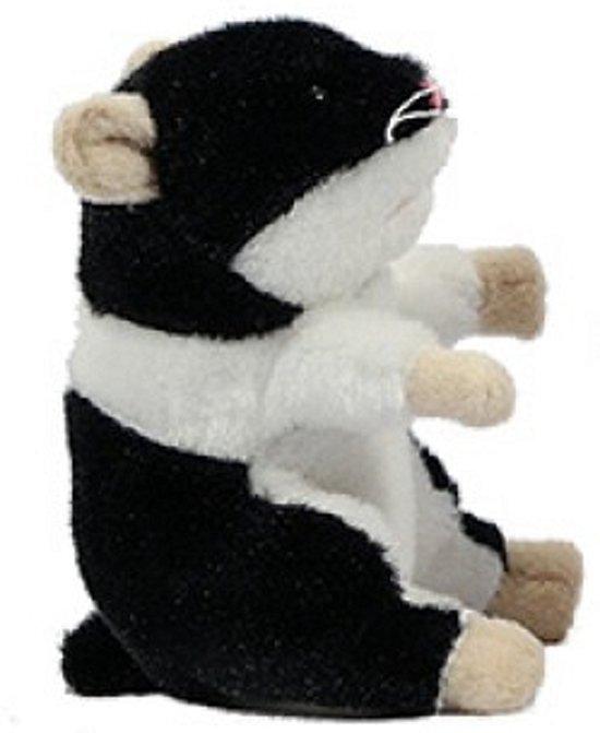 941a69ec9a5fe8 bol.com | Pluche hamsters knuffel 13 cm zwart, Merkloos | Speelgoed