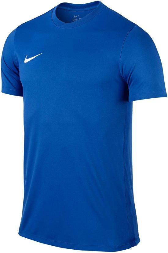 | Nike Ss Park VI Sportshirt Heren Royal BlueWhite