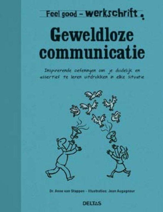 Feel Good Werkschrift - Geweldloze communicatie