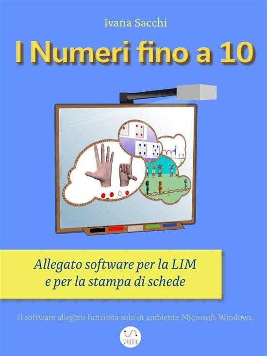 Bolcom I Numeri Fino A 10 Ebook Ivana Sacchi 9786050317015