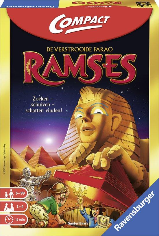Ravensburger Ramses Compact - Bordspel