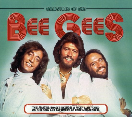 Treasures Of The Bee Gees