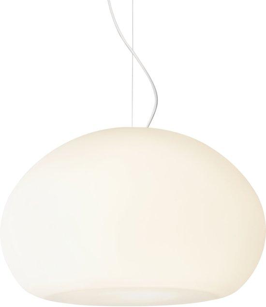 bol muuto fluid hanglamp à 42 cm wit