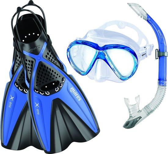 Mares X-One Marea Snorkelset