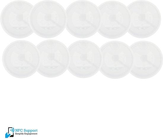 NTAG215 NFC Tags set 10 stuks