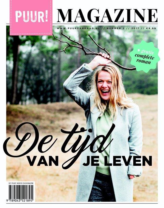 PUUR! Magazine nr. 2 - 2017, incl bookazine