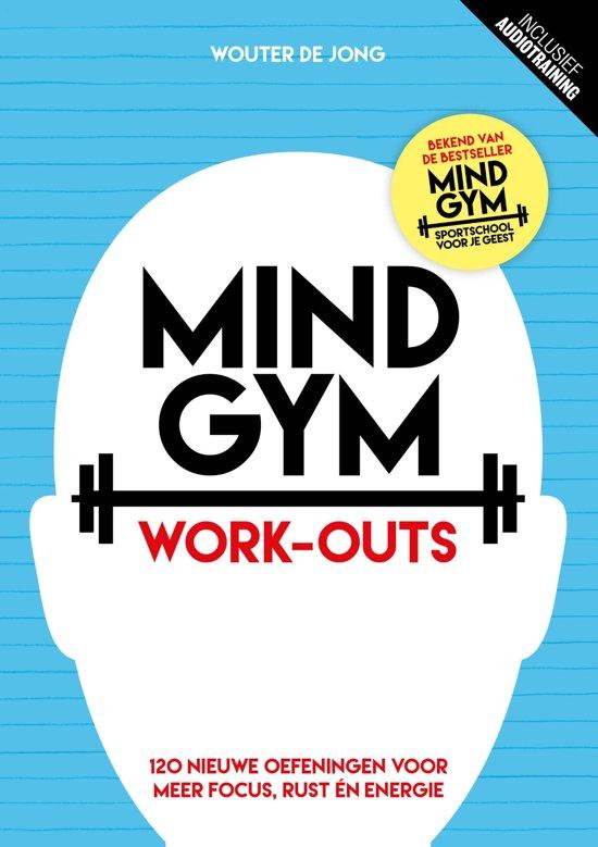 Boek cover Mindgym work-outs van Wouter de Jong (Onbekend)