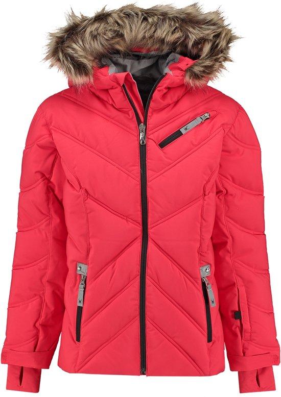 | Spyder hibiscus pink meisjes ski jas Girl's Atlas