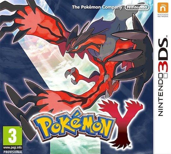 Pokemon Y /3DS kopen
