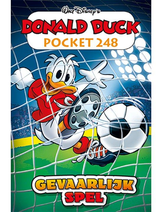 bol donald duck pocket 248 gevaarlijk spel sanoma