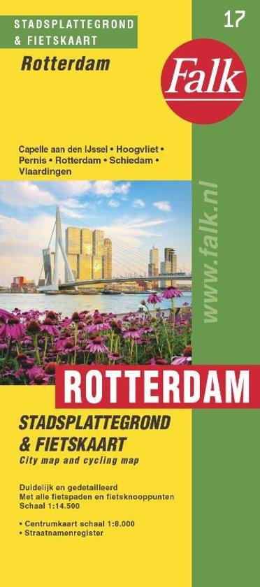 Rotterdam plattegrond