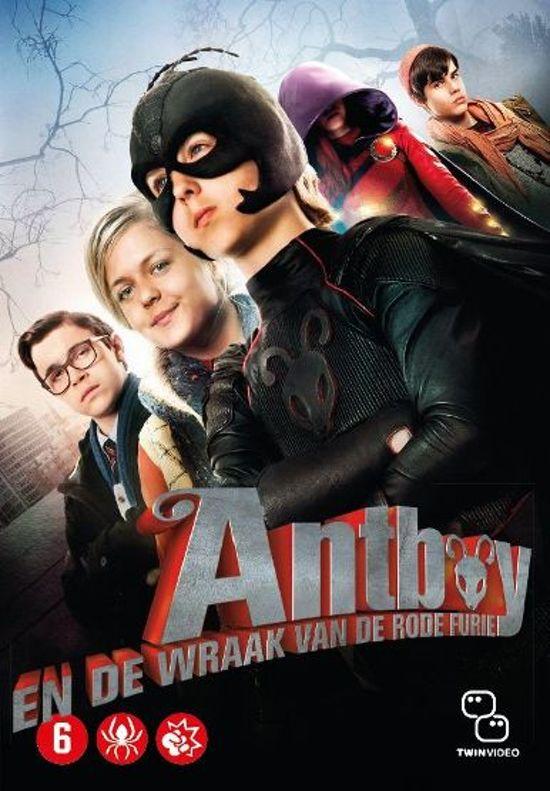 Antboy en de wraak van de rode Furi