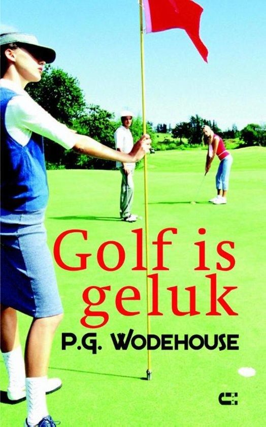 Golf is geluk