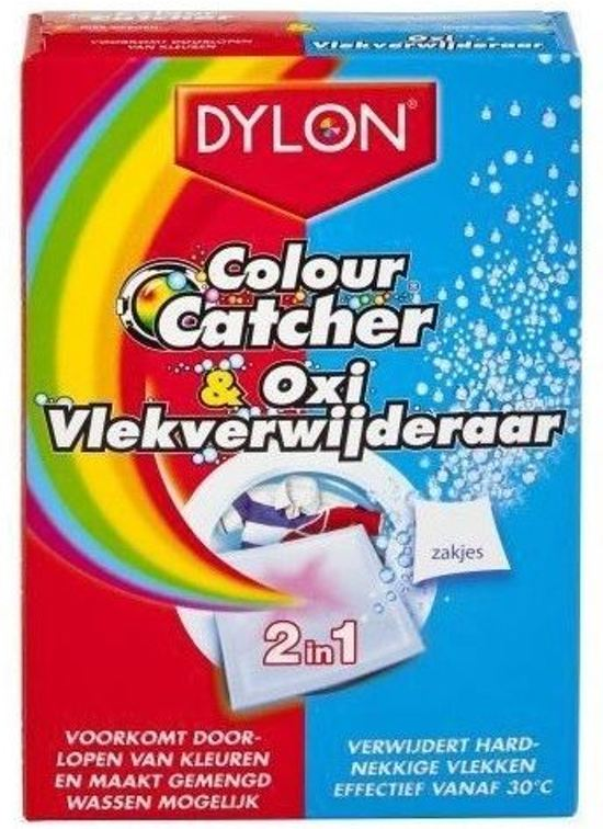 Dylon colour catch.30graden 10 st