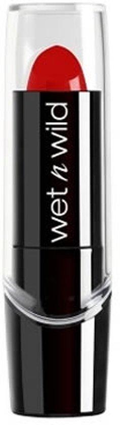 MULTI BUNDEL 2 stuks Wet N Wild Silk Finish Lipstick E540A Hot Red