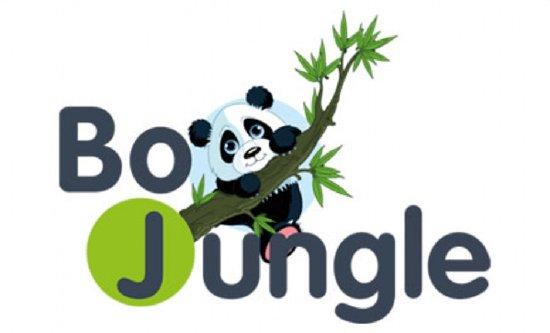 Bo Jungle B-Babynest grijs