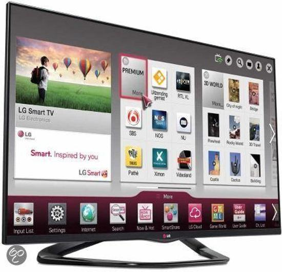 Bol Com Lg 42la6608 3d Cinema Led Tv
