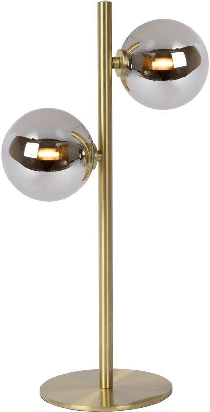 Lucide TYCHO - Tafellamp - G9 - Mat Goud