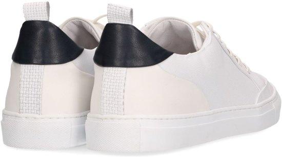 Morgan Van Mannen Dalen M 25398 Sneaker 44 H1 28eo Leer 15 SneakersWit Maat v0wOPmyN8n