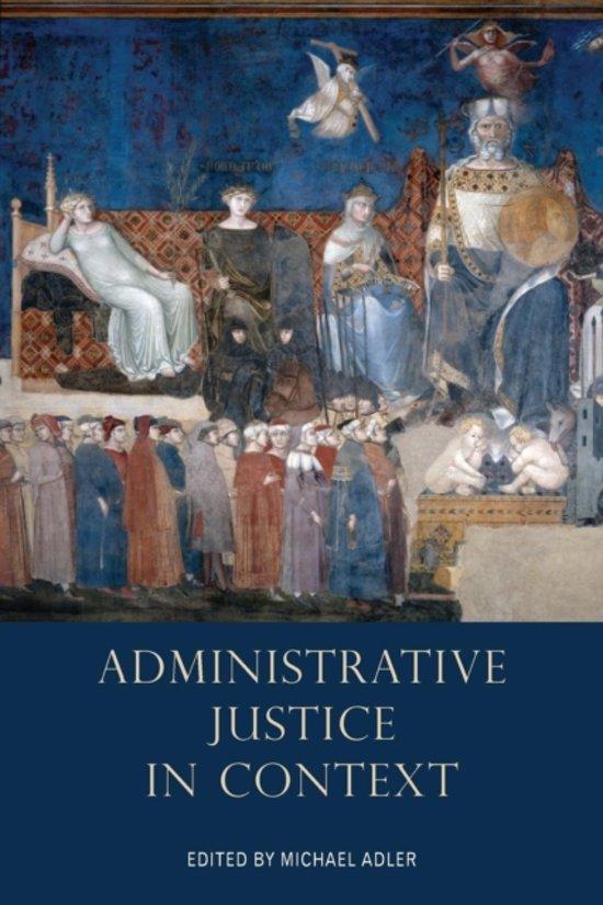 administratve justice