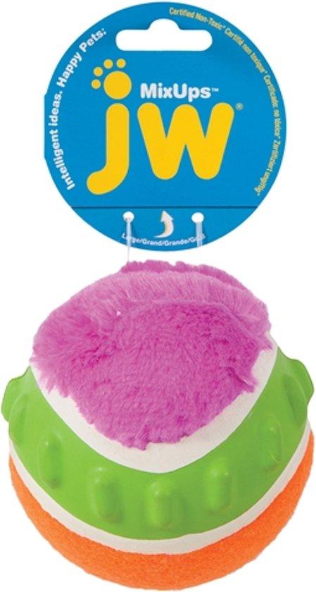 JW Mixups Ribbed Ball - Medium