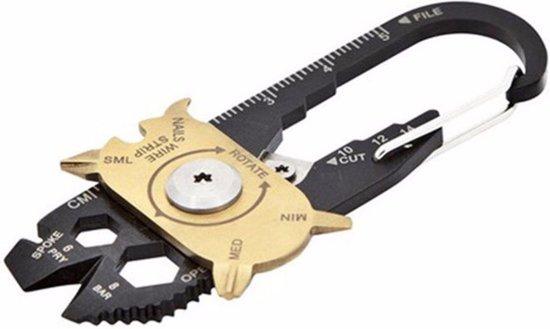 Sleutelhanger 20 tools in 1