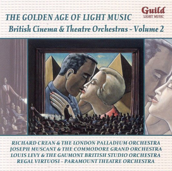 The Golden Age Of Light Music: Brit