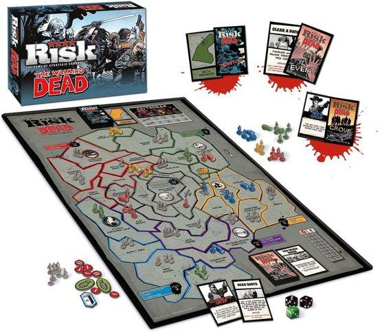 Risk Walking Dead - Bordspel - Engelstalig