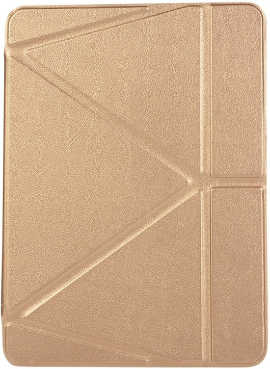 Mobigear Smart Folio Multi-Folding Goud Apple iPad Pro 11 inch 2018