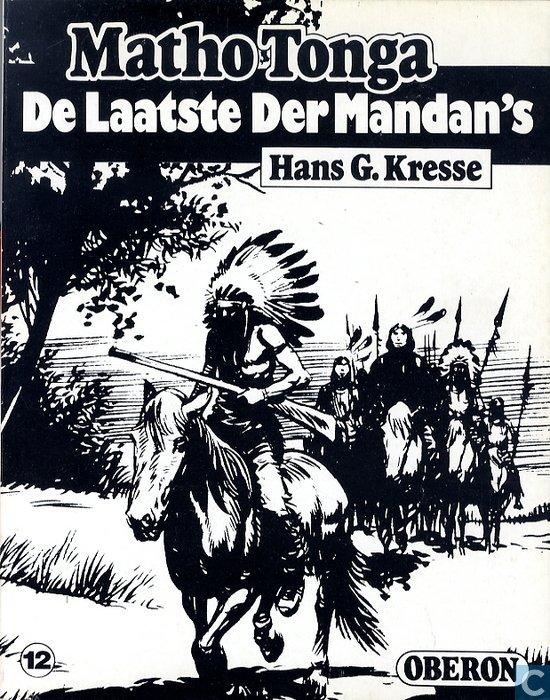 Laatste der mandan s - Hans G. Kresse pdf epub