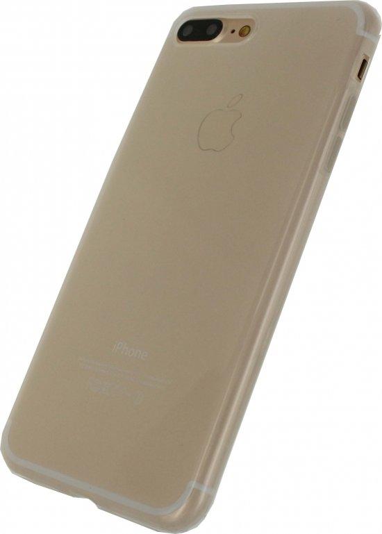 Xccess TPU Case Apple iPhone 7 Plus/8 Plus Transparent White