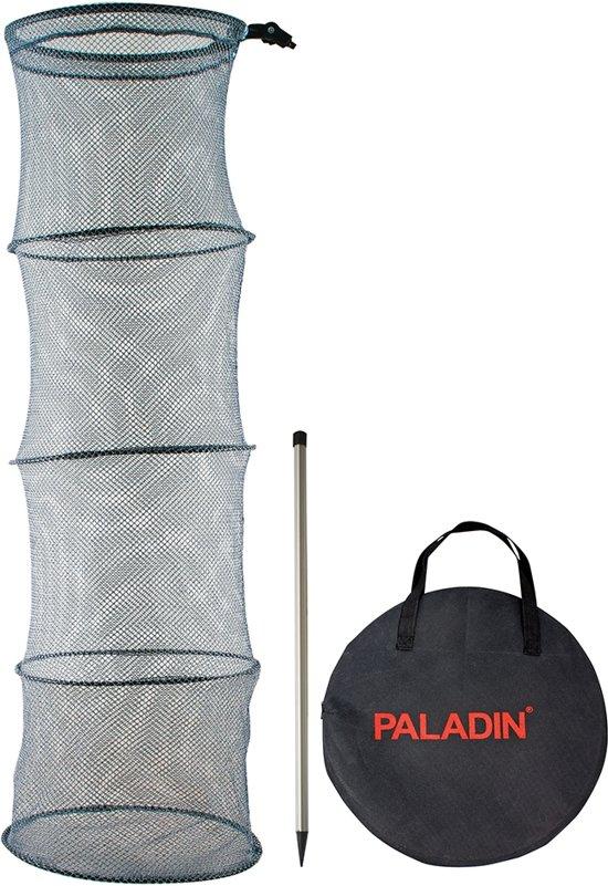 Paladin leefnet - kokervorm - 200cm - grondanker & tas