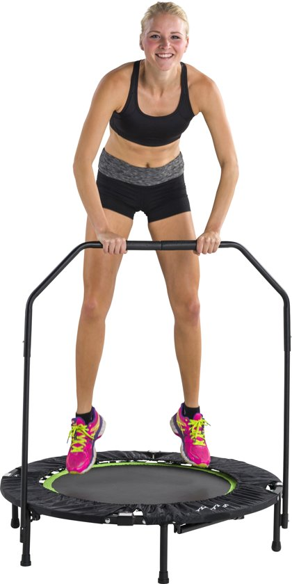 Tunturi Opvouwbare Fitness Trampoline - Bounce trampoline - 104 cm diameter