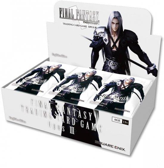 Afbeelding van het spel Final Fantasy Opus 3 Display