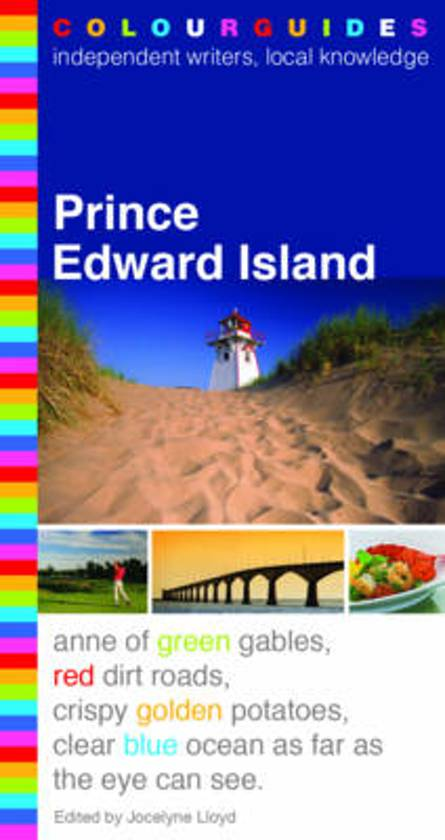 The Prince Edward Island Colourguide