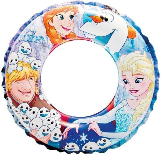 Frozen zwemband/zwemring 51 cm - Zwembanden - Zwemringen