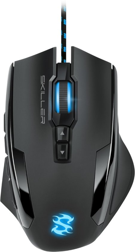 Sharkoon Skiller SGM1 RGB - Gaming Muis - 10800 dpi - PC