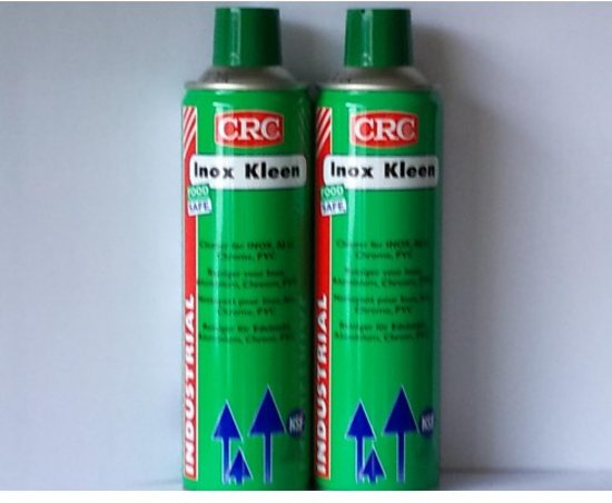 CRC Inox Kleen - RVS reiniger