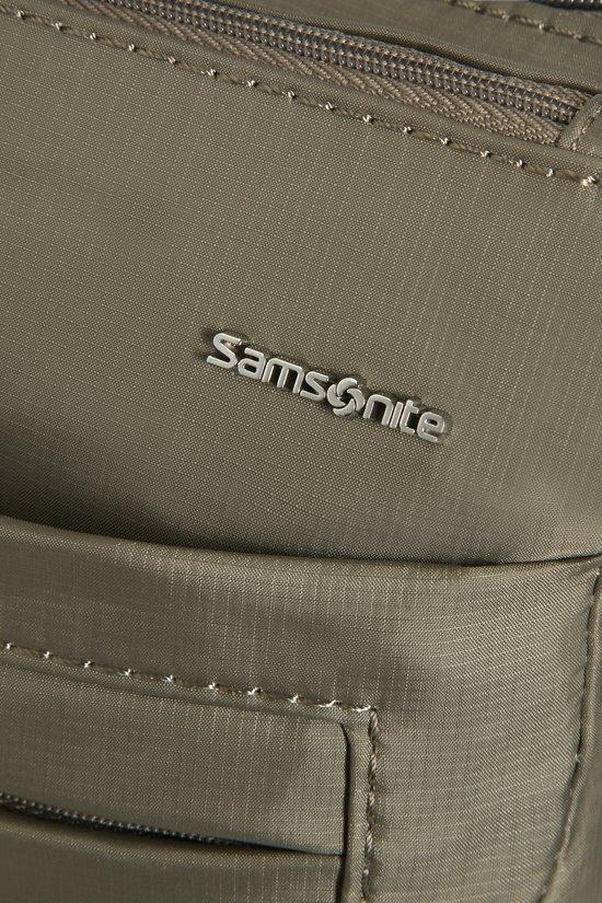 2 flap Groen Horiz Bag Samsonite SchoudertasMove 0 shoulder 54Rj3ALq