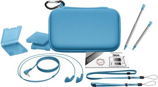 Bigben Essential Accessoirepakket 3DS - Blauw kopen