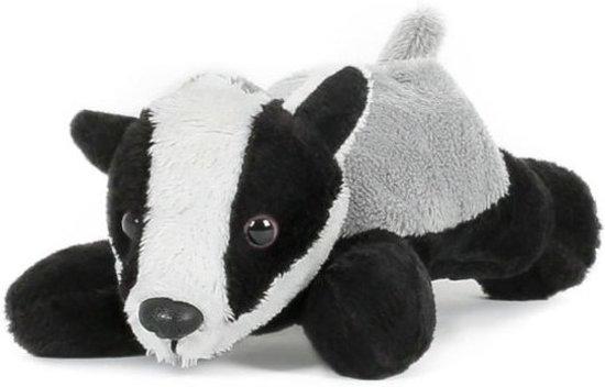 00ceccf23b049f Pluche das knuffel 13 cm speelgoed - Roofdierenknuffels/knuffeldieren/ knuffels voor kinderen