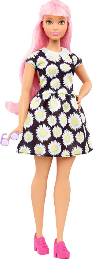 Barbie Fashionistas Daisy Pop - Curvy - Barbiepop